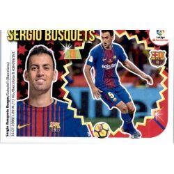 Sergio Busquets Barcelona 8