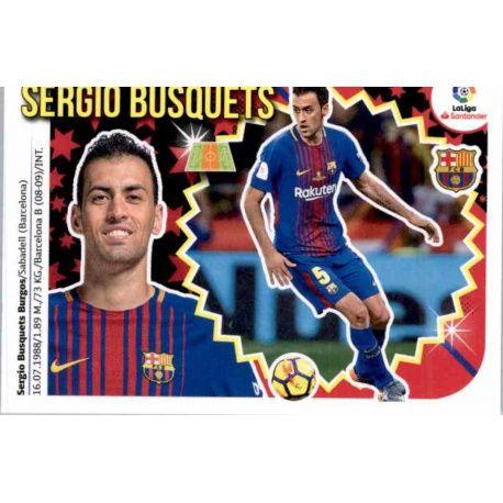 f484321a77 Sale Online Sergio of the Busquets Liga Este 18 19