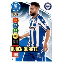 Rubén Duarte Alavés 8