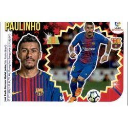 Paulinho Barcelona 10