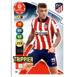 Trippier Atlético Madrid 40
