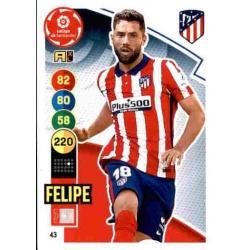 Felipe Atlético Madrid 43