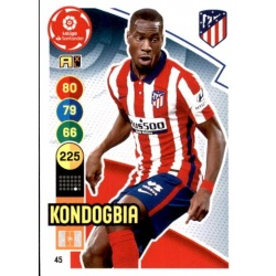 Kondogbia Atlético Madrid 45