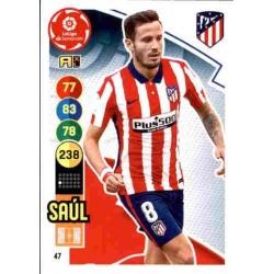 Saúl Atlético Madrid 47