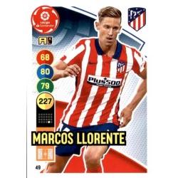 Marcos Llorente Atlético Madrid 49