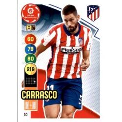 Carrasco Atlético Madrid 50