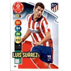 Luis Suárez Atlético Madrid 53