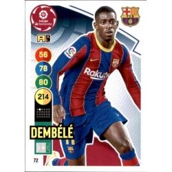 Dembélé Barcelona 72