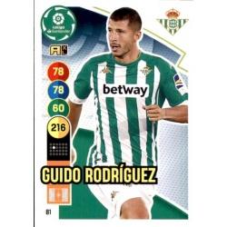 Guido Rodríguez Betis 81
