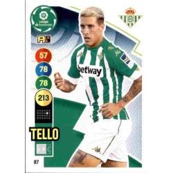 Tello Betis 87