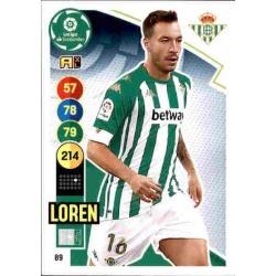 Loren Betis 89