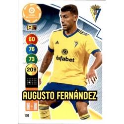 Augusto Fernández Cádiz 101