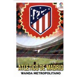 Escudo Atlético Madrid 5