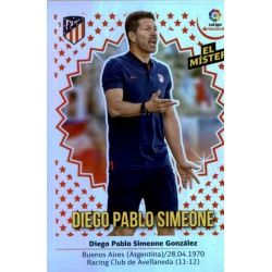 Diego Pablo Simeone Atlético Madrid 6