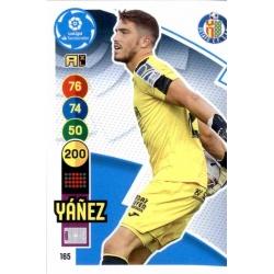 Yáñez Getafe 165
