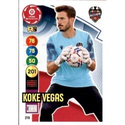 Koke Vegas Levante 219