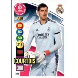 Courtois Real Madrid 236