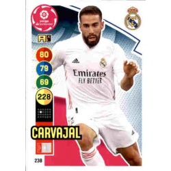 Carvajal Real Madrid 238