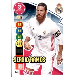 Sergio Ramos Real Madrid 240