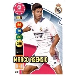 Marco Asensio Real Madrid 248