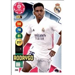Rodrygo Real Madrid 249