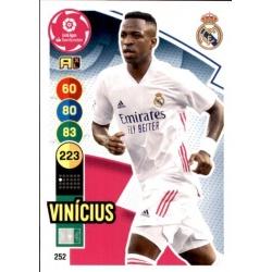 Vinicius Real Madrid 252