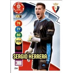 Sergio Herrera Osasuna 254