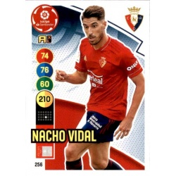Nacho Vidal Osasuna 256