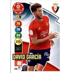 David García Osasuna 258