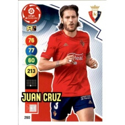Juan Cruz Osasuna 260