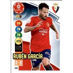 Rubén García Osasuna 266