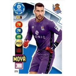 Moyá Real Sociedad 273