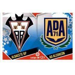 Albacete / Alcorcón Liga 123 1