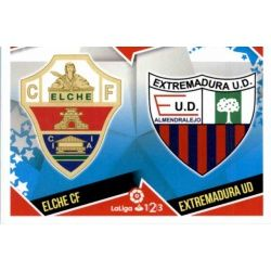 Elche / Extremadura Liga 123 4