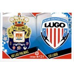 Las Palmas / Lugo Liga 123 6