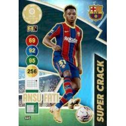 Ansu Fati Super Crack Barcelona 445