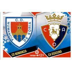 Numancia / Osasuna Liga 123 8