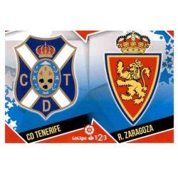Tenerife / Zaragoza Liga 123 11