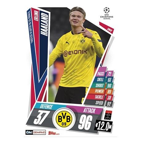 Erlind Haaland Borussia Dortmund On Demand OD002