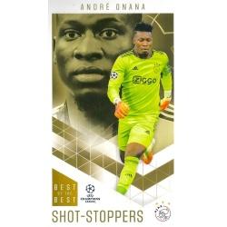 André Onana Ajax Shot-Stoppers 1