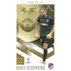 Jan Oblak Atletico Madrid Shot-Stoppers 2