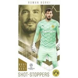 Roman Burki Borussia Dortmund Shot-Stoppers 3
