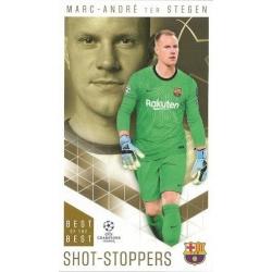 Marc-André ter Stegen Barcelona Shot-Stoppers 4
