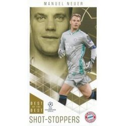Manuel Neuer Bayern Munchen Shot-Stoppers 5
