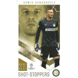 Samir Handanovic Inter Milan Shot-Stoppers 6
