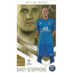 Keylor Navas Paris Saint-Germain Shot-Stoppers 10