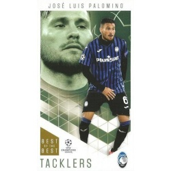 Jose Luis Palomino Atalanta Tacklers 11