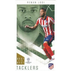 Renan Lodi Atletico Madrid Tacklers 12