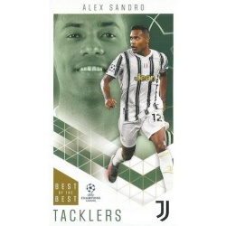 Alex Sandro Juventus Tacklers 14