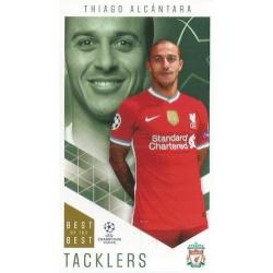 Thiago Alcântara Liverpool Tacklers 16